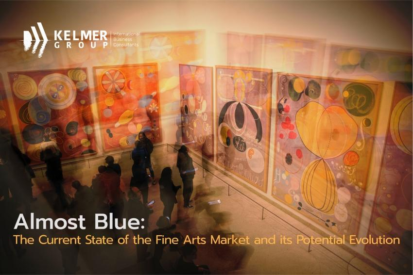 Almost Blue: The Current State of the Fine Arts Market and its Potential Evolution