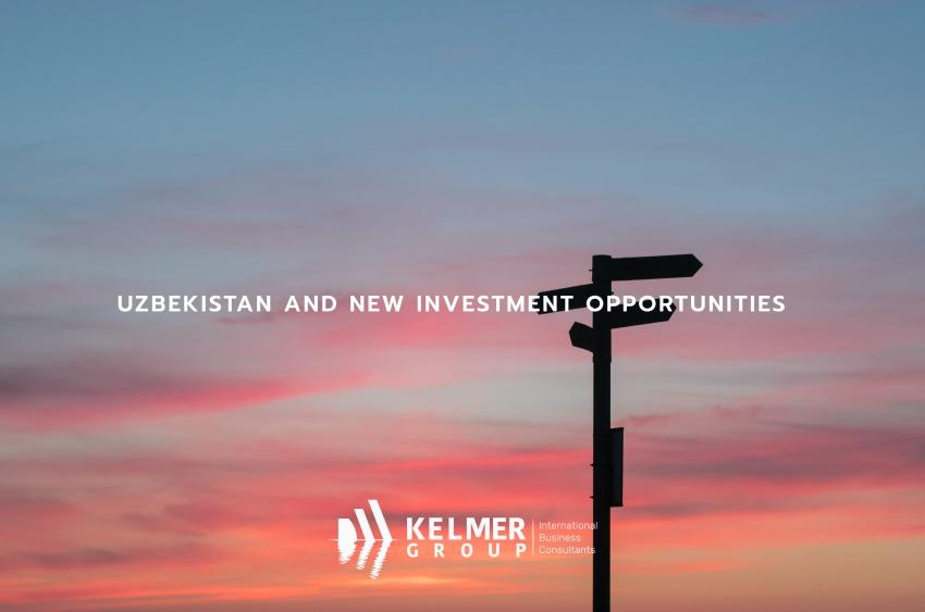 Uzbekistan and new investment opportunities. Interview with Roberto Granello, Chairman and Co-Founder at Kelmer Group