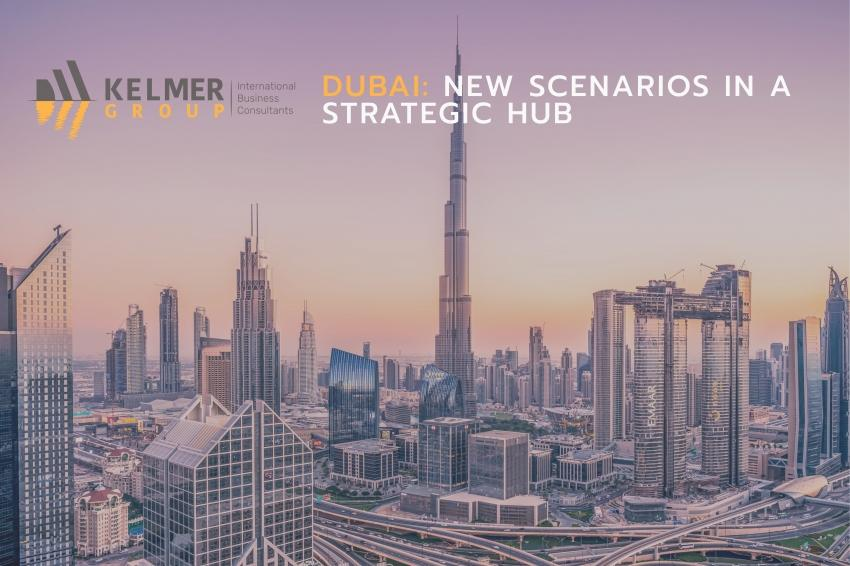 """Dubai: New Scenarios In A Strategic Hub"" - Interview with our Chairman and Co-Founder, Roberto Granello"