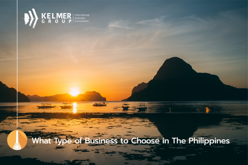 What type of Business to Choose in The Philippines