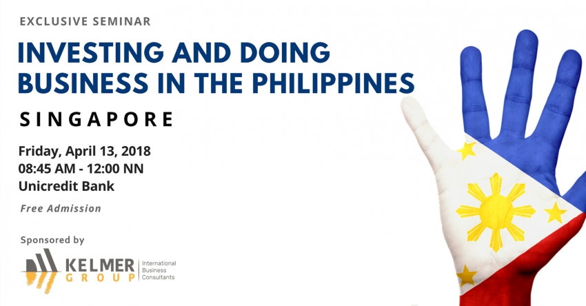 Investing and Doing Business in the Philippines